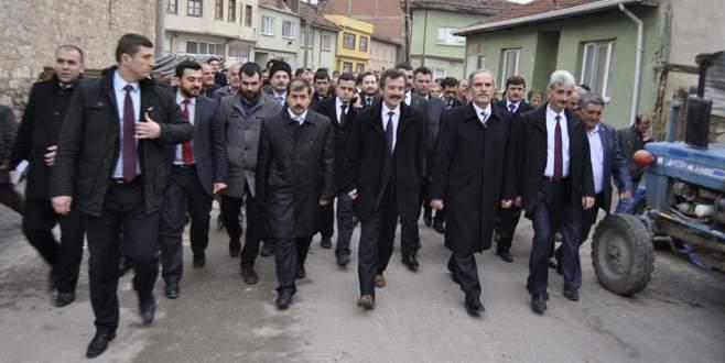 Büyükşehir'den Yenişehir'e gölet!