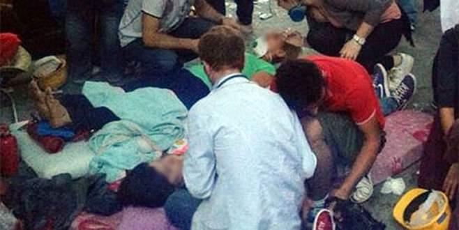 Hekimlere açılan Gezi davasına ret