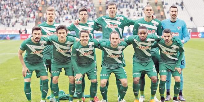 Bursaspor 131. sırada