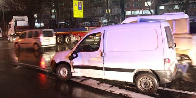 Alkollü sürücü dehşeti: 1'i çocuk, 6 yaralı