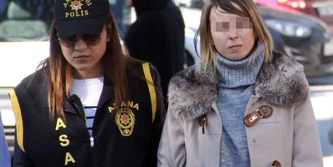 Genç kızlara fuhuş yaptıran Belarus'lu kadın suçüstü yakalandı