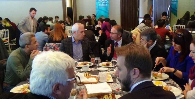 Mustafa Bozbey, öğrenci toplulukları ile buluştu