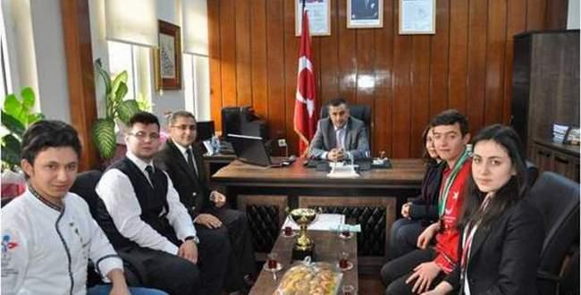 Uluslararası İstanbul Mutfak Günlerinde Bursa başarısı