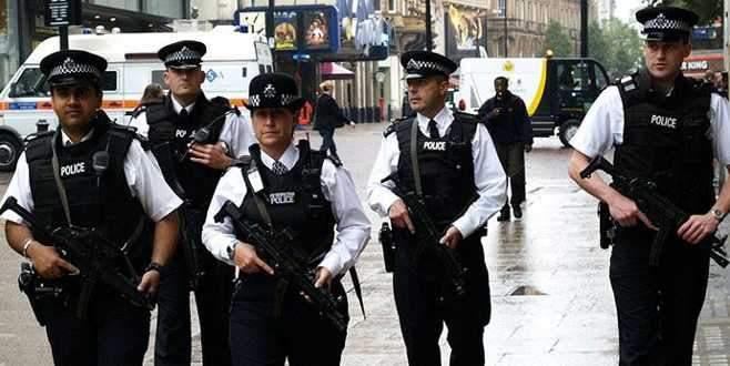 İngiliz polisi Türkiye'de!
