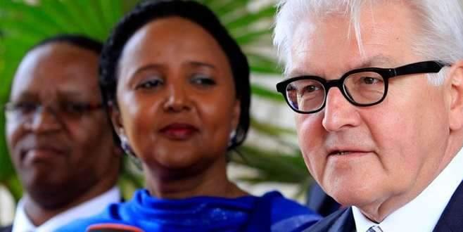 Almanya Dışişleri Bakanı Kenya'da