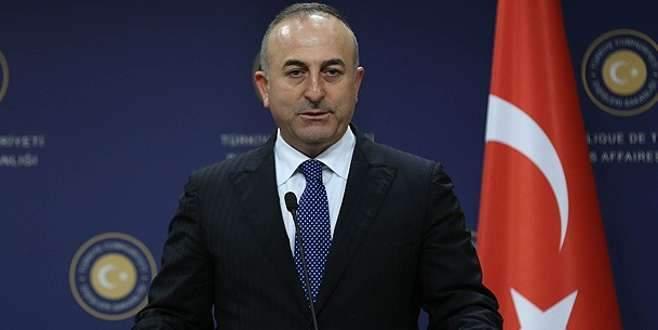 Çavuşoğlu'nun telefon diplomasisi sürüyor