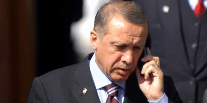 Cumhurbaşkanı Erdoğan o komutanı aradı