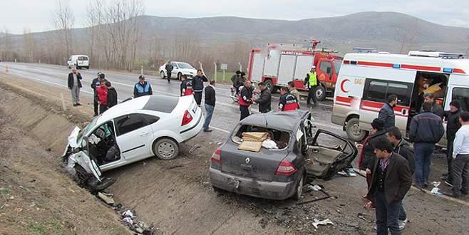 Türkiye'de bir saatte 137 trafik kazası oluyor