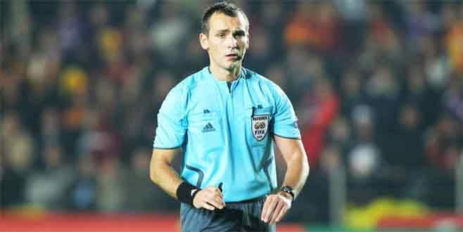 Napoli-Trabzonspor maçına Hırvat hakem