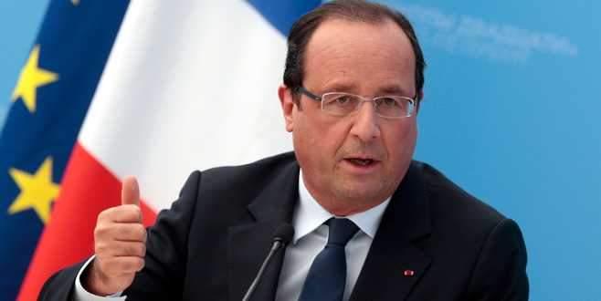 Hollande 'nefret söylemi'ne ağır yaptırım istedi