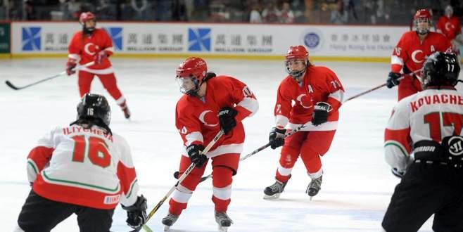 Buz Hokeyi'nde namağlup şampiyonuz