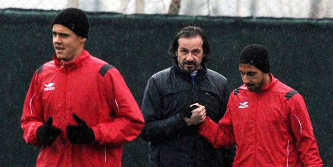 Yusuf Şimşek Antalyaspor'da