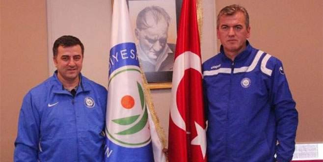 Nilüfer Belediyespor Abdullah Tiryaki'yle anlaştı