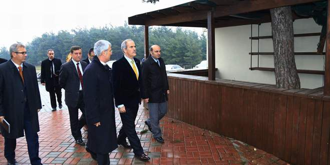 Bursa Atatürk Kent Ormanı'nda dönüşüm başladı
