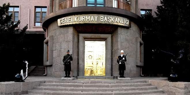 Genelkurmay'dan flaş 'Süleyman Şah' açıklaması