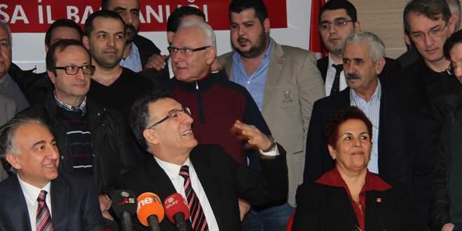 Akdoğan yola çıktı