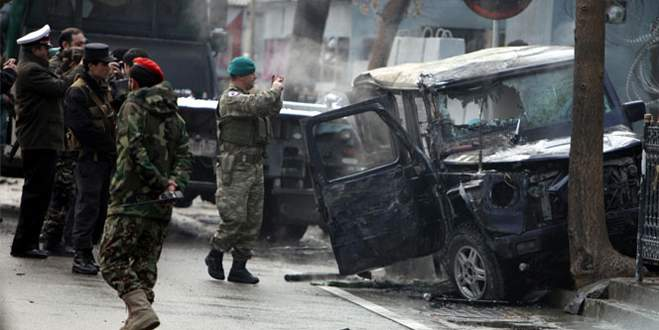 Türk Büyükelçiliği konvoyuna saldırı: 1 şehit