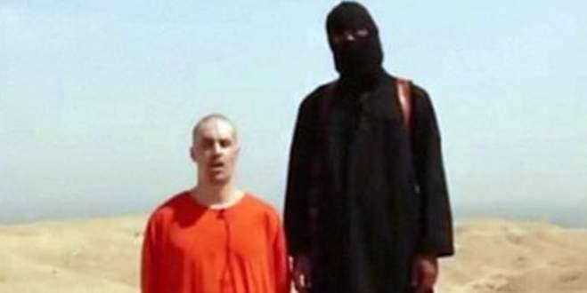 IŞİD'in seri katilinin kimliği belli oldu