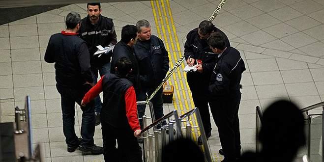 Metroda yürüyen merdiven kazası: 14 yaralı!