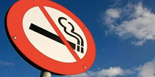 Sigaraya sokak yasağı