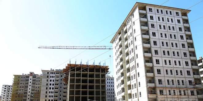 Türkiye Konut Fiyat Endeksi yüzde 1,04 arttı