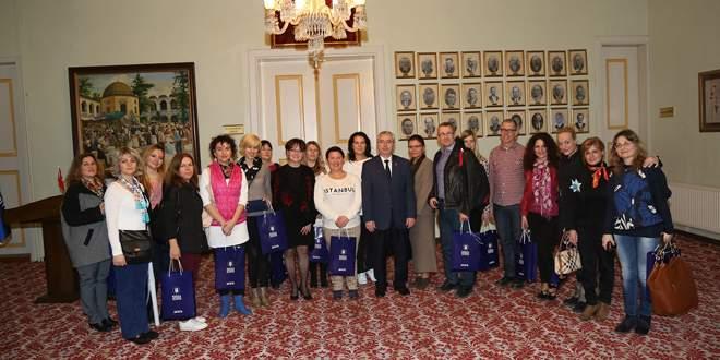 Yabancı öğretmenler Büyükşehir'de