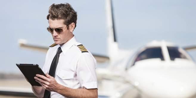 Kiralık pilot arıyorlar!