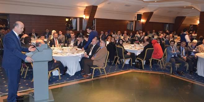 Aday adaylarına bilgilendirme toplantısı
