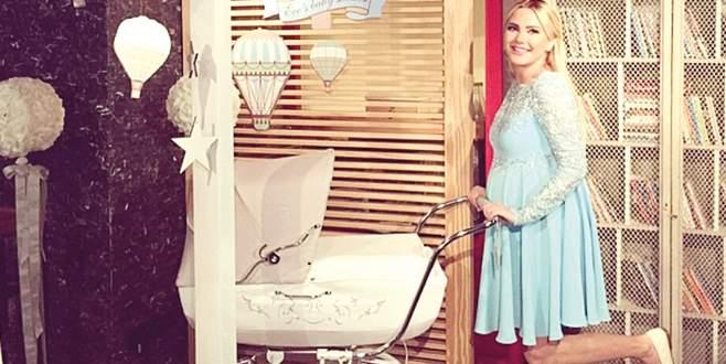 Ece'den baby shower