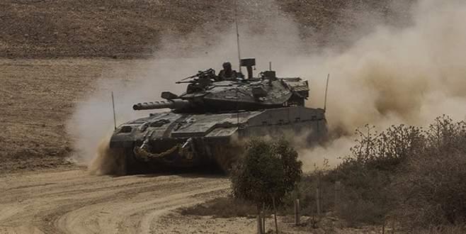 İsrail ordusu Batı Şeria'da tatbikat başlattı