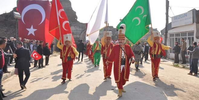 İznik'in fethi ilk defa resmi törenle kutlandı