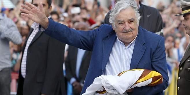 Mujica emekliye ayrıldı