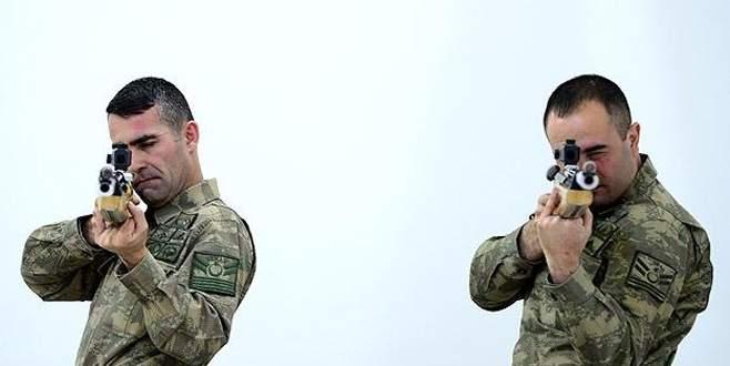 Türk 'sniper'lar burada yetişiyor