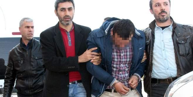 Bursa'da hırsıza suçüstü