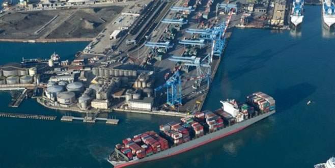 Derince Limanı işletmeye açıldı