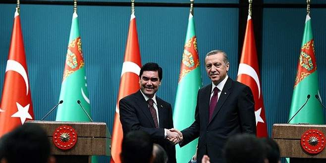 'Türkmen gazında vizyonumuz aynı'