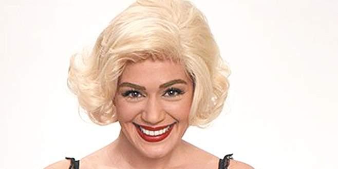 Özge Marilyn olursa
