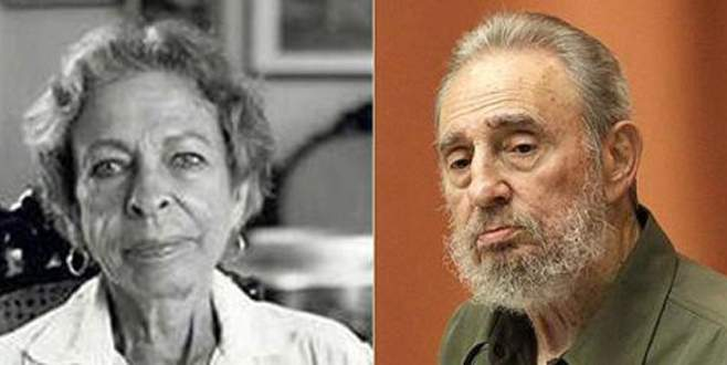 Castro'nun sevgilisi hayatını kaybetti