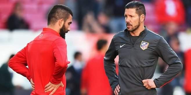 Arda'nın takımı Atletico'da şok! Simeone gidiyor mu?