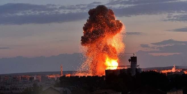 Esed güçleri Türkmen köylerine saldırı düzenledi