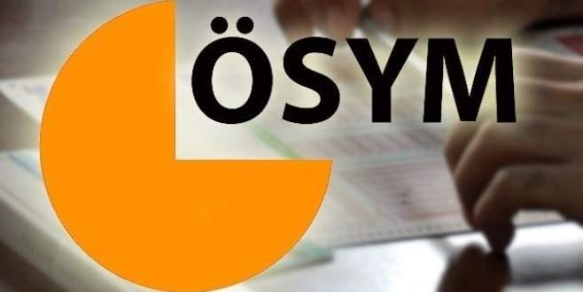 YGS giriş belgeleri erişime açıldı