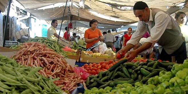 Gıda fiyatları 4,5 yılın en düşüğünde