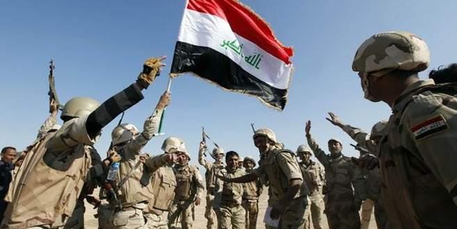 Irak ordusu IŞİD'i deviriyor!