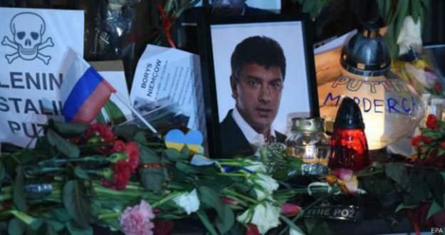 Nemtsov cinayetinde iki gözaltı