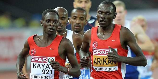 Ali Kaya atletizmde Avrupa şampiyonu oldu