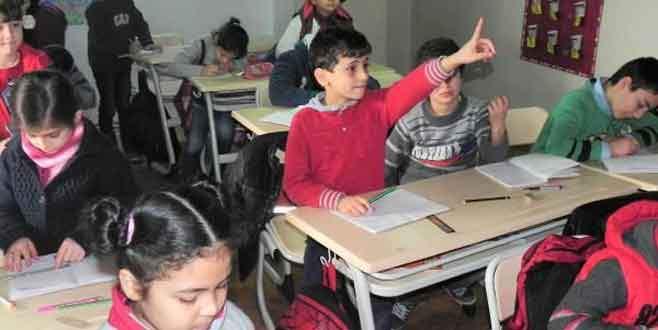 'Modern Suriye Okulu' açıldı