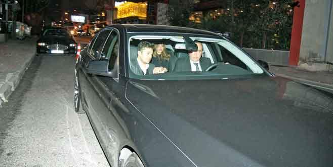 Barros İstanbul gecelerinde