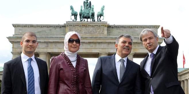 Gül, Bursa'ya kız istemeye geldi