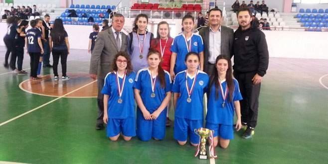 Futsalın kralı Orhangazi Erenler