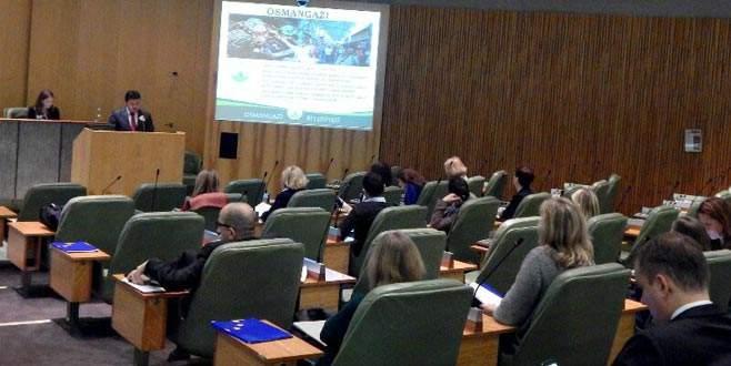 Avrupa Şehirler Birliği Osmangazi'de toplanıyor